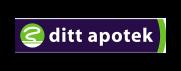 Ditt Apotek logo